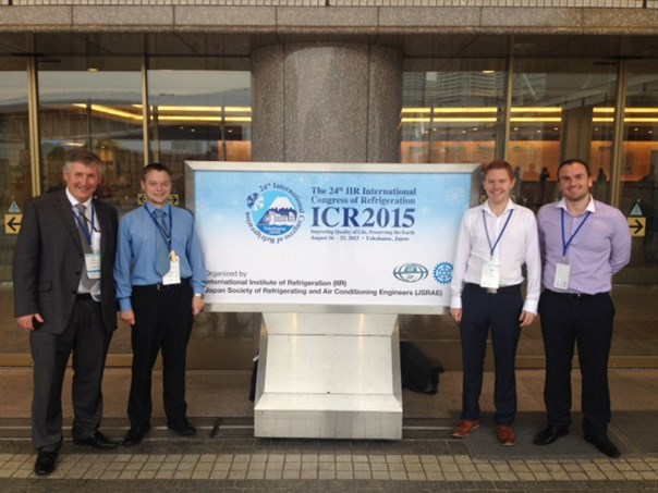 STS presents on Ammonia Compliance for the Refrigeration Industry at ICR 2015