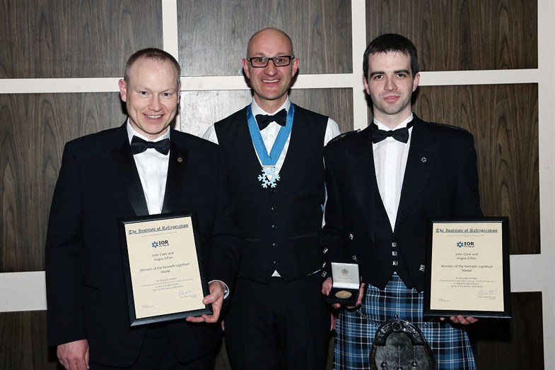 Star Refrigeration Staff Receive Prestigious Industry Award for Pioneering Paper
