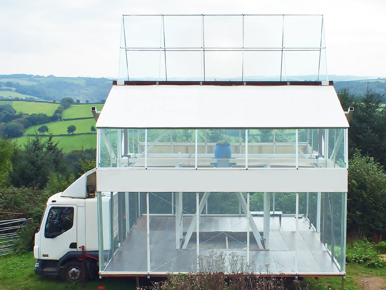 STS Engineer sells house to construct revolutionary sustainable folding house