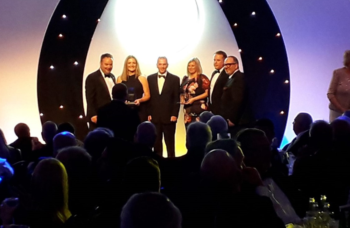 Star Technical Solutions and The Ice Company Scoop Prestigious Partnership Award for Ethos System Triumph at TCS&D Awards 2019